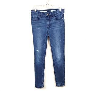 Anthropologie Pilcro & letterpress hi rise jeans